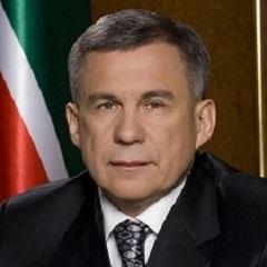 Президент Республики Татарстан  Рустам Нургалиевич Минниханов  «…Сотрудничество с CLP оказалось очень интересным и вполне эффективным...»